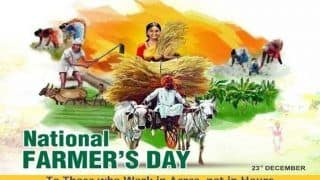 Kisan Diwas 2020: Know Why Do We Celebrate National Farmer's Day in India, History, And Significance