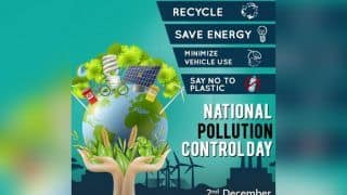 National Pollution Control Day: Easy Ways to Reduce Air Pollution