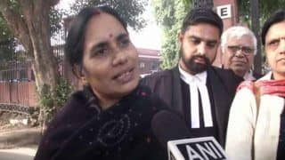 Nirbhaya's Mother Expresses Resentment Over Delay in Execution, Says 'Judicial System Supporting Criminals'