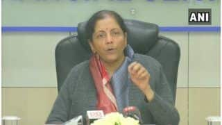 Govt Plans to Implement Infrastructure Projects Worth Rs 102 Lakh Crore in Next 5 Years: Sitharaman