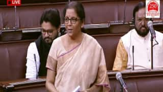 Govt Will Continue to Take Good Reforms to Boost Economy: Sitharaman on Corporate Tax Cut