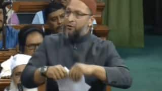 Asaduddin Owaisi Tears Citizenship Amendment Bill, Says it Will Make Muslims 'Stateless'