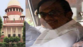 INX Media Case: पी. चिदंबरम को इन शर्तों के साथ सुप्रीम कोर्ट से मिली जमानत