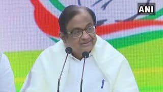 'Dented in Haryana, Denied in Maharashtra, Defeated in Jharkhand,' P Chidambaram on BJP's Poll Defeats