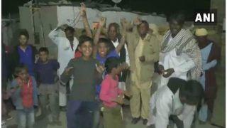 नागरिकता संशोधन विधेयक राज्यसभा में पास, जैसलमेर में पाकिस्तानी हिंदू शरणार्थियों ने मनाया जश्न
