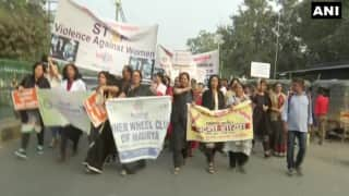 Doctors in Patna, Congress Workers in Chandigarh Hold Protest Over Rape And Murder of Veterinarian in Telangana
