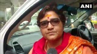 BJP MP Pragya Thakur Called 'Terrorist' by Congress Students Wing, Vows Legal Action