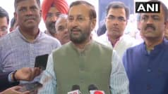 Chidambaram Has Violated Supreme Court   s Order by Speaking on INX Media Case: Javadekar