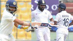 Ranji Trophy: पृथ्वी शॉ के दोहरे शतक से टेस्ट टीम में रोहित-मयंक के लिए बजी खतरे की घंटी