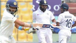Prithvi shaw double hundred put an alarm for indian test opener rohit sharma and mayank agarwal