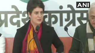 'Police Action on Protesters Unjust, Will Move High Court,' Says Priyanka Gandhi Vadra