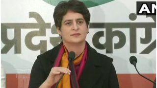 प्रियंका गांधी ने कहा- एक हफ्ते में हुए 50 मर्डर, अपराध में यूपी देश में टॉप पर, जवाबदेही किसकी है?
