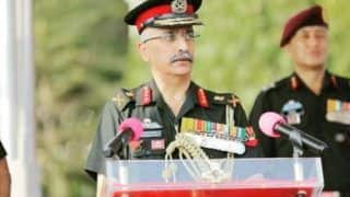 Lieutenant General Manoj Mukund Naravane to Take Charge as 28th Army Chief on Tuesday