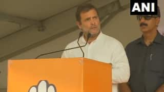 Jharkhand Assembly Election 2019: 'Congress Will Waive Farm Loan if Voted to Power,' Says Rahul Gandhi in Simdega