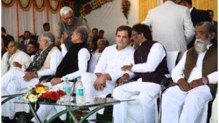 राहुल गांधी ने जताया भरोसा, सभी के लिए काम करेगी झारखंड की हेमंत सोरेन सरकार