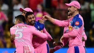 IPL 2020 Auction: Full List of Players Rajasthan Royals Bought