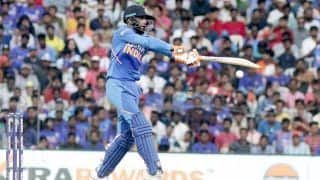 India vs West Indies 1st ODI: Virat Kohli Angry at Umpire After Late DRS Run-Out Call Against Ravindra Jadeja | WATCH VIDEO