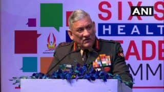 'Students Leading Arson And Violence During Anti-CAA Stir,' Says Army Chief Bipin Rawat