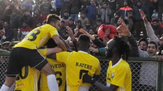 Real Kashmir FC to Play Season's First I-League Home Game Against Chennai City on December 26