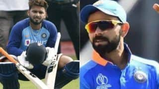 Ind vs wi rishabh pant is a match winner player cant be isolated says virat kohli