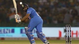 India vs west indies 1st t20 rohit sharma stands one six away from becoming first indian to reach 400 sixes in international cricket