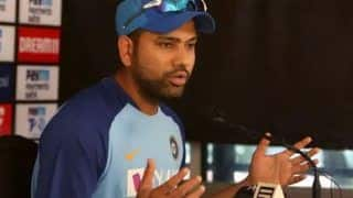 Ind vs wi my batting is not going to change whether it is first inning or second inning says rohit sharma