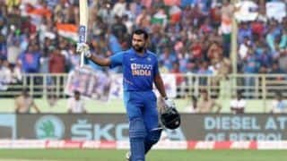 2nd ODI: Rohit Sharma, KL Rahul Power India to Mammoth 387/5 in Vizag