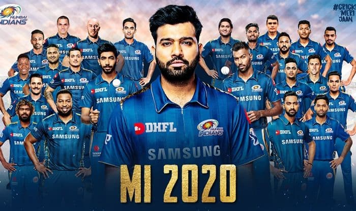 IPL 2020 Auction MI Full Squad: MI roped in big-hitting opener Lynn for Rs 2 crore. and Coulter-Nile for a whopping Rs 8 crore during the IPL 2020 Players