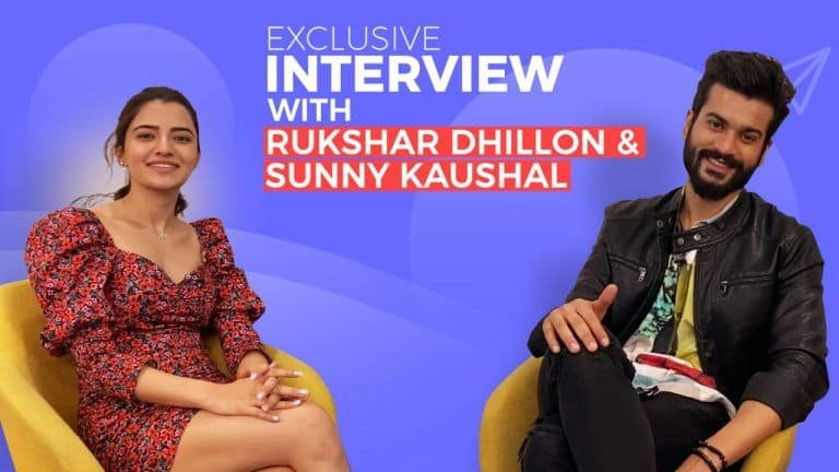 Bhangra Paa Le: Exclusive Interview With Sunny Kaushal And Rukshar Dhillon