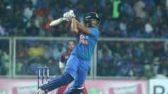 Ind vs Wi 2nd T20I match : शिवम दुबे के अर्धशतक के दम पर भारत ने वेस्टइंडीज के सामने रखा 171 रन का लक्ष्य