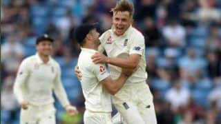 South africa vs england 1st test sam curran takes 4 wickets south africa to 277 9 on day 1 3890675
