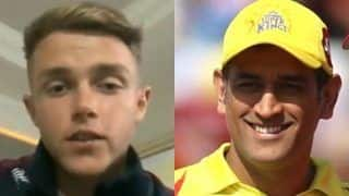 Ipl 2020 cant wait to meet and playing under ms dhoni our captain says sam curran 3885072
