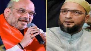 'Will Keep Telling Truth as Long as Sun Keeps Rising From East,' Owaisi Replies to Shah; Calls NPR First Step Towards NRC