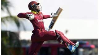 Indvwi 1st odi shimron hetmyer shai hope hit century windies beat india by 8 wickets in chennai odi 3878997