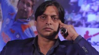 Shoaib akhtar give complete response regarding his statement about danish kaneriya after taking his sweet time