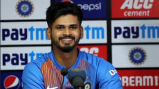 Indvwi 3rd odi never took responsibility initially but i know my game really well now says shreyas iyer 3885129