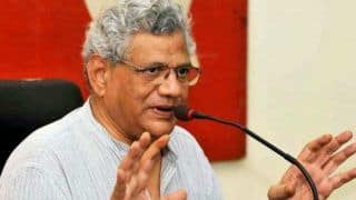 'Voices of Those Resisting Discriminatory CAA-NRC-NPR Cannot be Muzzled,' Says Sitaram Yechury