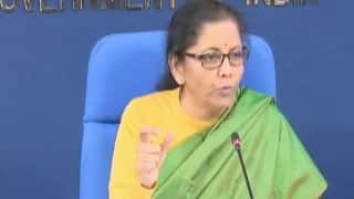 'My Remark on Onion Has Been Taken Out of Context,' Clarifies Sitharaman in Lok Sabha