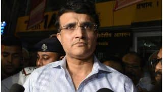A player was approached by bookie during syed mushtaq ali trophy says sourav ganguly