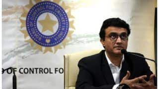 Indvswi t20 sourav ganguly hails indian cricket team for fearless batting against west indies 3875916
