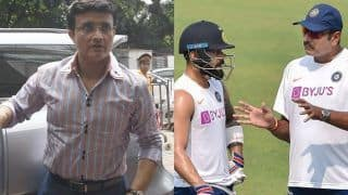 'You Perform And Continue, You Don't, Someone Else Takes Over': Ganguly Rubbishes Rumours of Fallout With Shastri