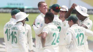 दक्षिण अफ्रीका ने सेंचुरियन टेस्ट में इंग्लैंड को 107 रन से रौंदा