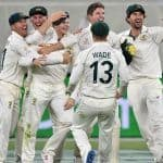 AUS vs NZ Day-Night Test Report: Mitchell Starc's Four-For Puts Australia on Top Against New Zealand on Day 2