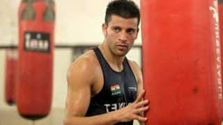 Olympian Boxer Sumit Sangwan Suspended For 1 Year For Failing Dope Test
