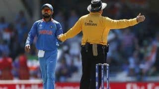 India vs West Indies 2019 | Third Umpire to Call Front Foot No-Balls in IND vs WI T20I And ODI Series: ICC