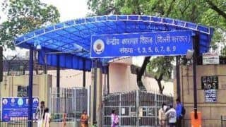 Coronavirus: To Ease Congestion in Jail, Tihar to Release 3,000 Inmates