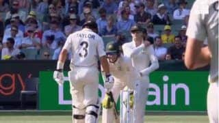 'He Knows The Bloke in The Truck' Tim Paine's Banter With Ross Taylor During Boxing Day Test