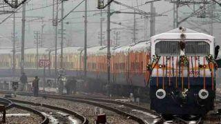 21 Trains Delayed Due to Fog; Delhi Police Issues Traffic Advisory