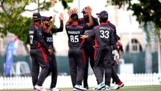 ICC Suspends Two UAE Players For Trying to Fix Matches