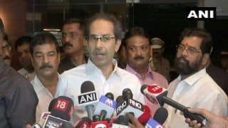 'Government Here For Five Years, Not 80 Hours,' Says Shiv Sena on Non-Allocation of Portfolios